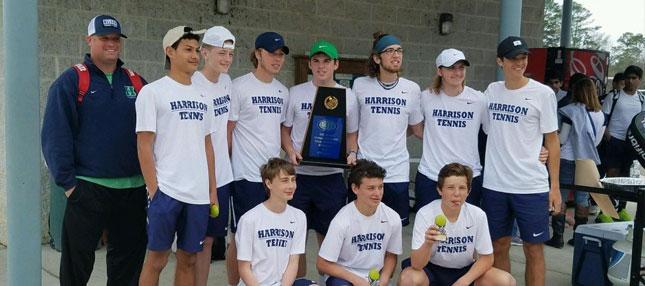 Photo of Harrison High School Students