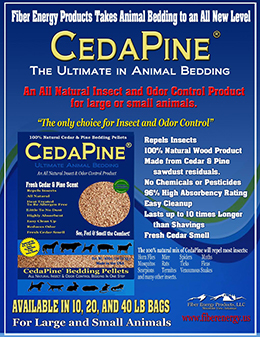 CedaPine Animal Bedding