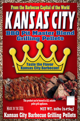 Kansas City Grilling Pellets