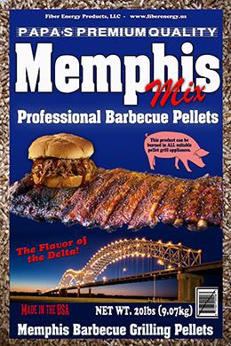 Papa's Premium Quality Memphis Mix