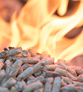 heating pellets