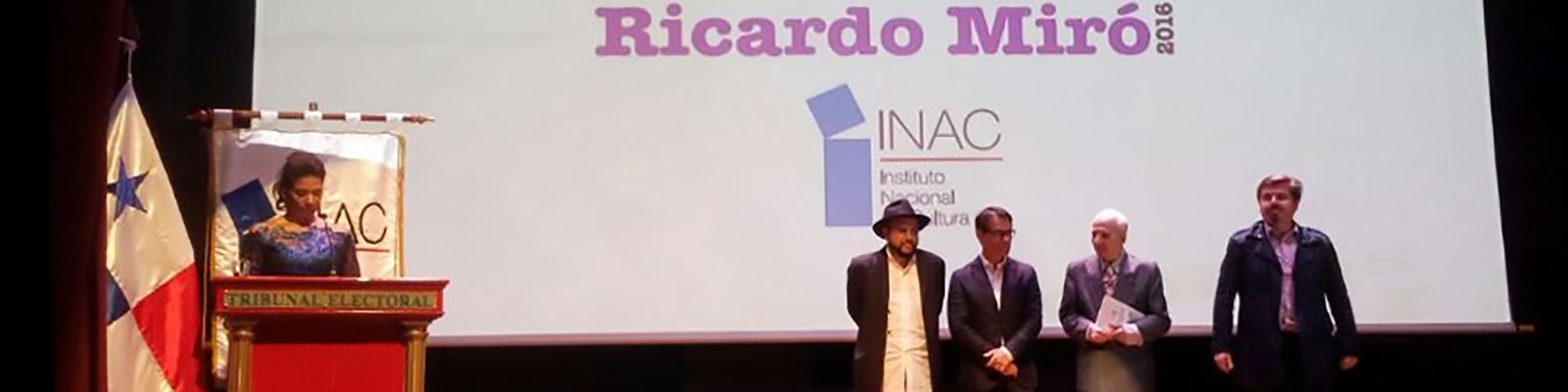 Ricardo Miro Presentation