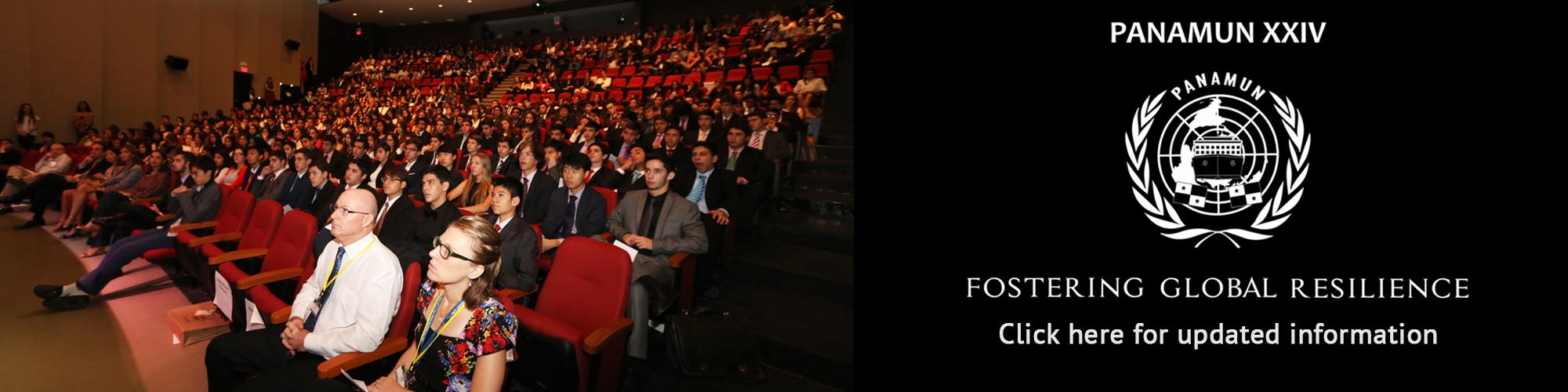 2016 PANAMUN XXIV Conference