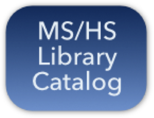 MS HS Library Catalog logo