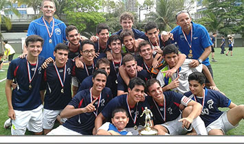 ADECOP boys champs