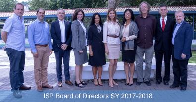 ISP Board of Directors SY 2017-2018