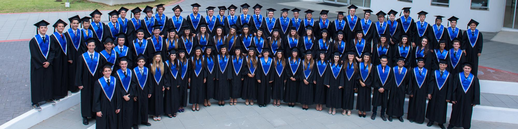 Group photo of Graduating Class