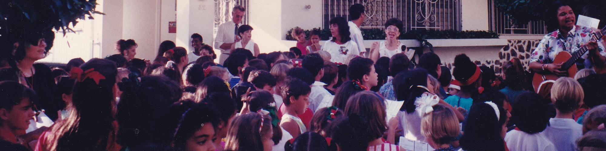 La Cresta Circa 1989
