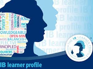 IB Learner Profile graphic