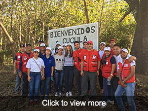 ISP Students Support Red Cross Mission In Las Tablas Photos