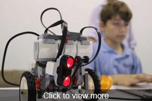 PAIS robotics challenge photos