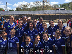 Photo gallery of ISP Hosts Flag Football Jamboree