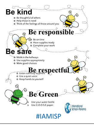 5 Bees guidelines