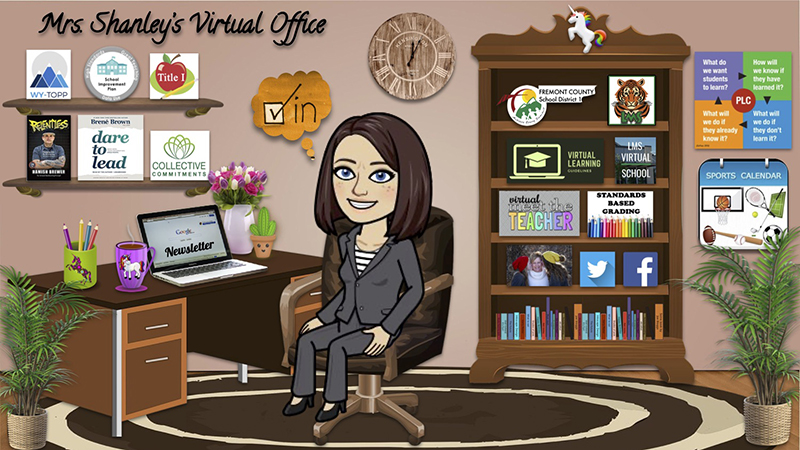 Principal Shanley's Virtual Office