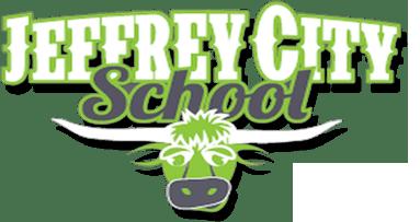 Jeffrey City School home