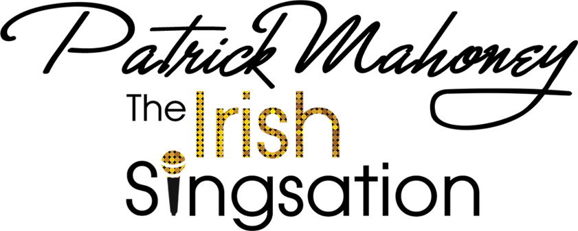 Patrick Mahoney The Irish Singsation
