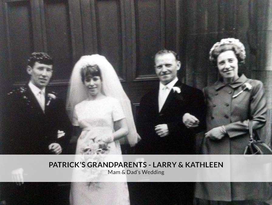 Grandparents - Larry and Kathleen