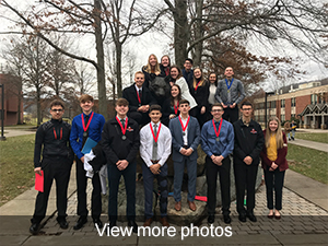 View more photos of our 2019 DECA competition