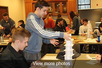 Click here to view more photos of the 2020 Engineering Day.