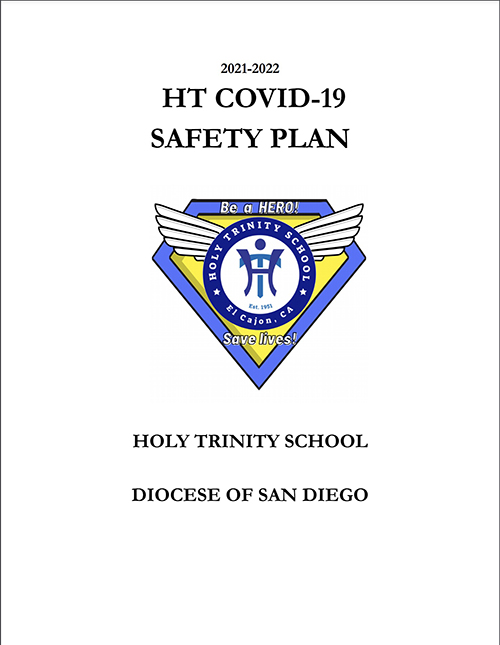 2021-2022 HT COVID-19 SAFETY PLAN