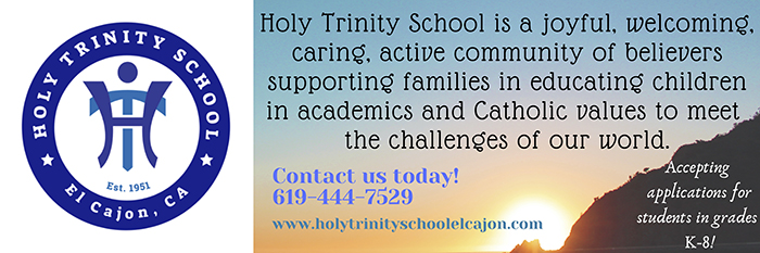 Holy Trinity Mission Statement