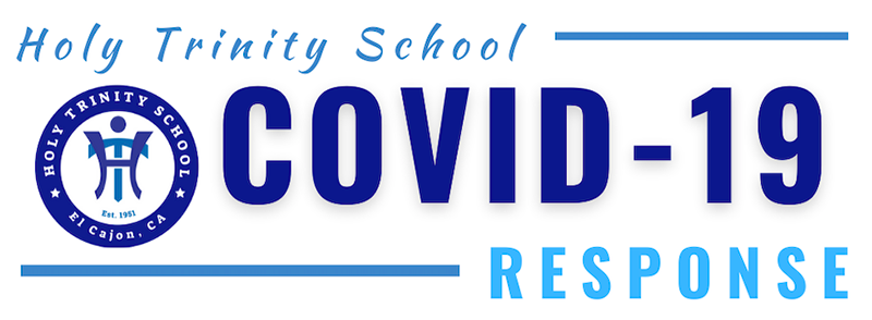 Holy Trinity School COVID-19 response
