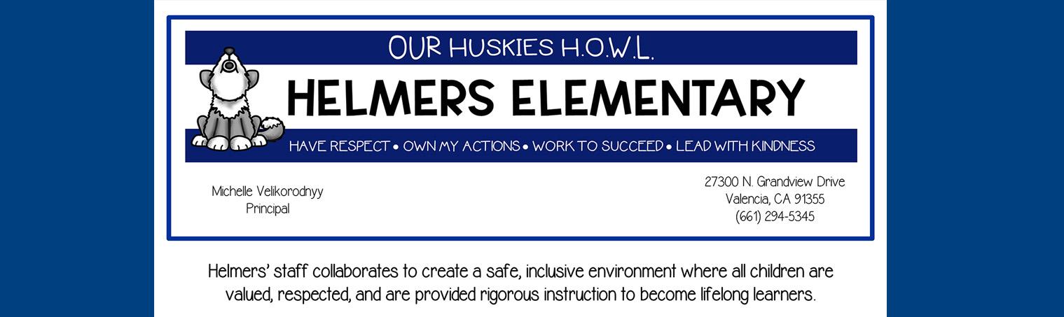 Helmers elementary