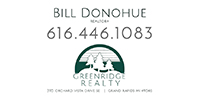 Bill Donohue - Greenridge Realty