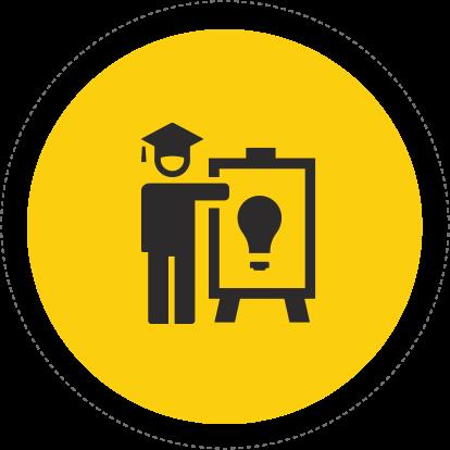 educator idea icon