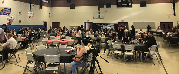 P.A.S.S. awards dinner for the 2018-2019 school year
