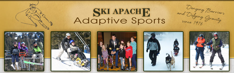 Ski Apache Home Page - Denying Barriers and Defying Gravity since 1976