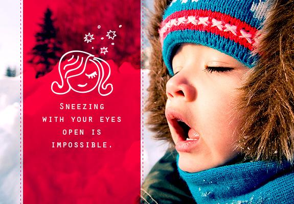 Sneezing Fact