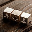 justice icon blocks