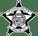 Apache County Constable badge