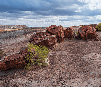 Apache Arizona landscape