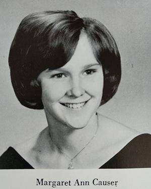 Ann Causer McDowell Slott - Alumni of the Month