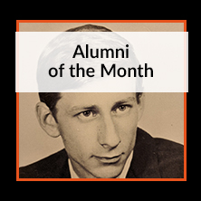 Alumni of the Month
