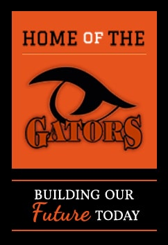 Home of the Gators Building our future today