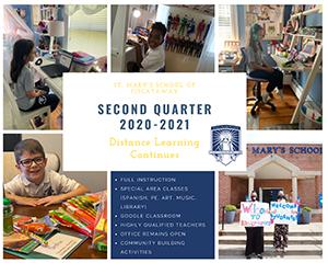 Second Quarter 2020-2021