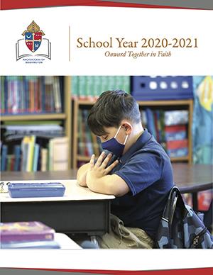 ADW School Year 2020-2021 Onward Together in Faith