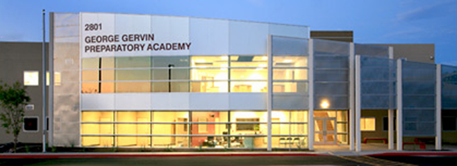 School image of George Gervin Prep Academy