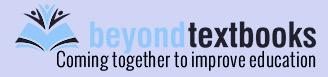 Beyond Textbooks logo