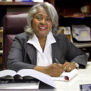 Superintendent Barbara D. Hawkins