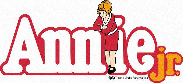 Annie Jr logo