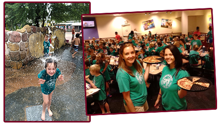 Camp Bayshore Photo Collage