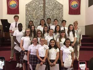 National Junior Honor Society