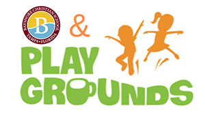 Bayshore logo and Play Grounds