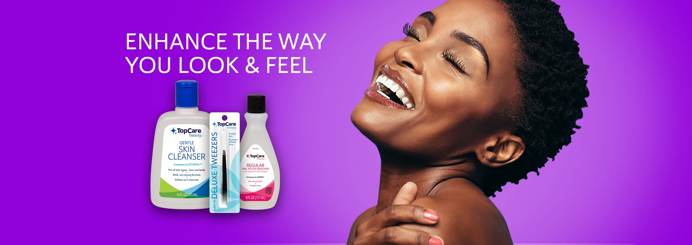 Enhance the way you look and feel