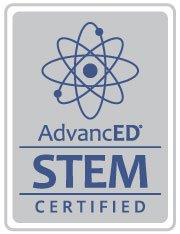 Advanced STEM Certified logo