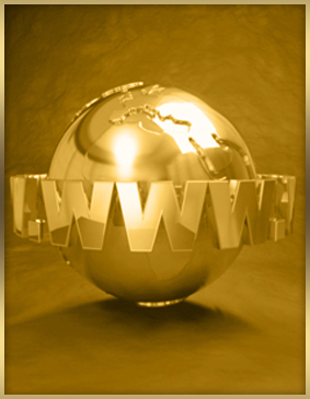 World Wide Web globe